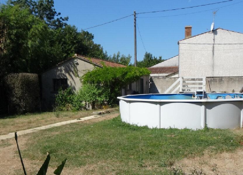 Maison à vendre 145m2 à L'Île-d'Elle
