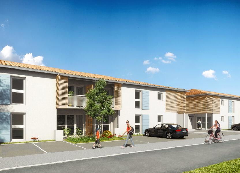 Appartement à vendre 69m2 à Angoulins