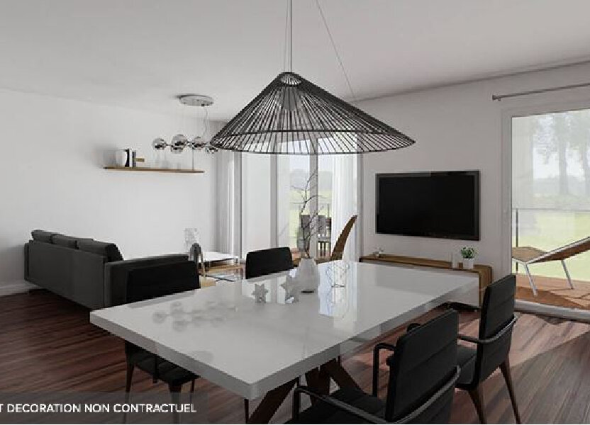 Appartement à vendre 73m2 à Périgny