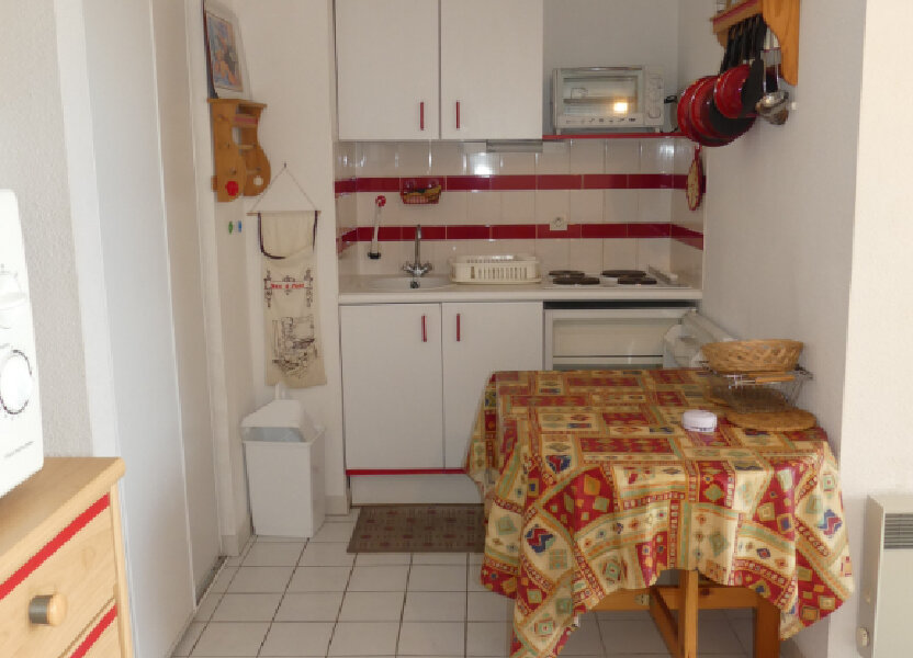 Appartement à vendre 35.87m2 à Valras-Plage
