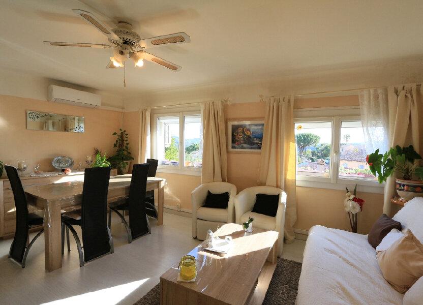 Appartement à vendre 64.45m2 à Pierrefeu-du-Var