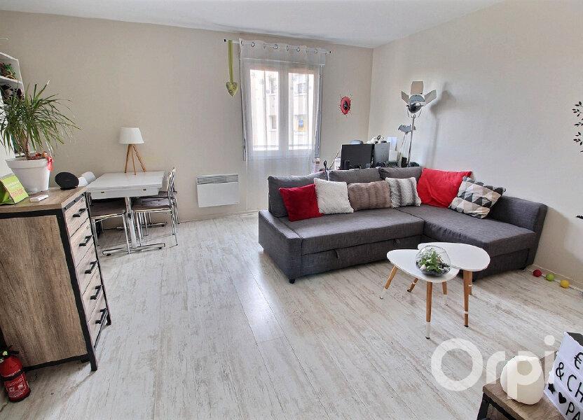 Appartement à vendre 52m2 à Montigny-le-Bretonneux