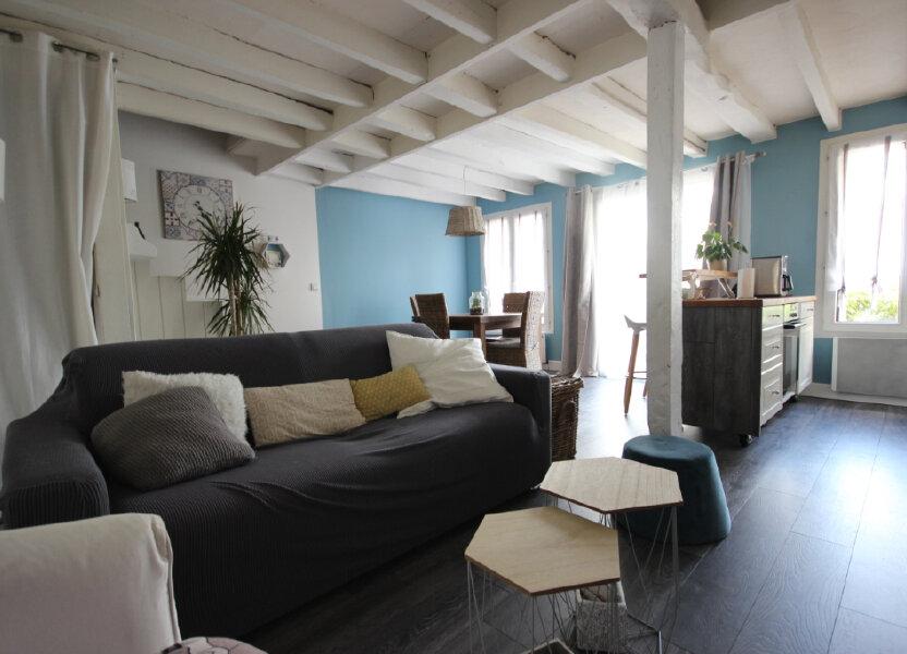 Appartement à vendre 83.05m2 à Élancourt