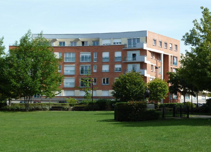 Appartement à louer 50m2 à Élancourt