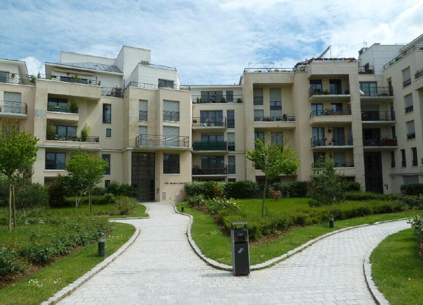Appartement à louer 37m2 à Élancourt