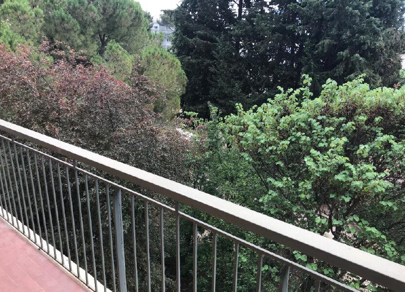 Appartement à louer 47m2 à Montpellier