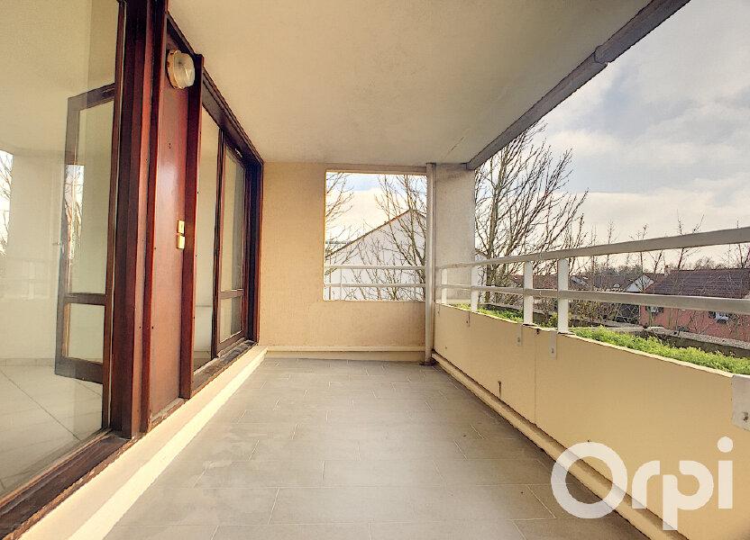 Appartement à louer 45.23m2 à Voisins-le-Bretonneux