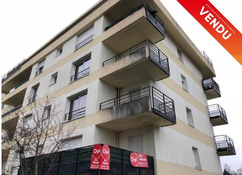 Appartement à vendre 51.81m2 à Quimper