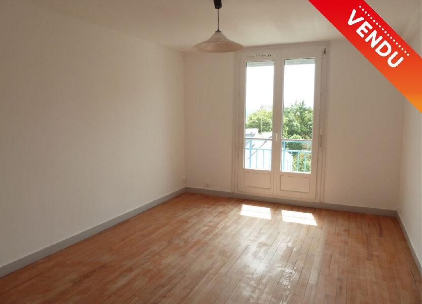 Appartement à vendre 53m2 à Quimper