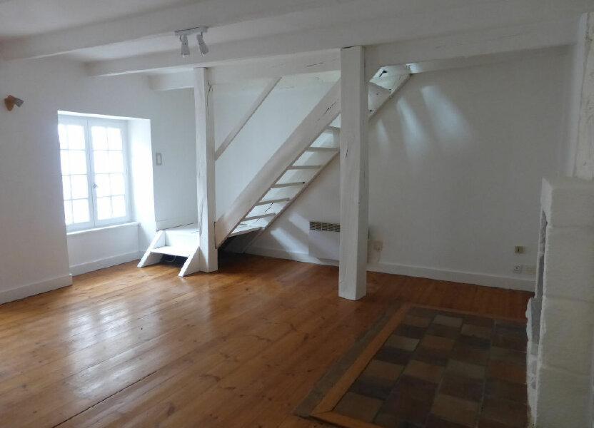 Appartement à louer 54.01m2 à Quimper