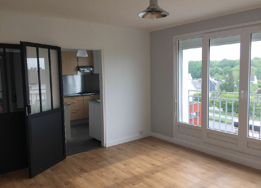 Appartement à louer 38.77m2 à Quimper