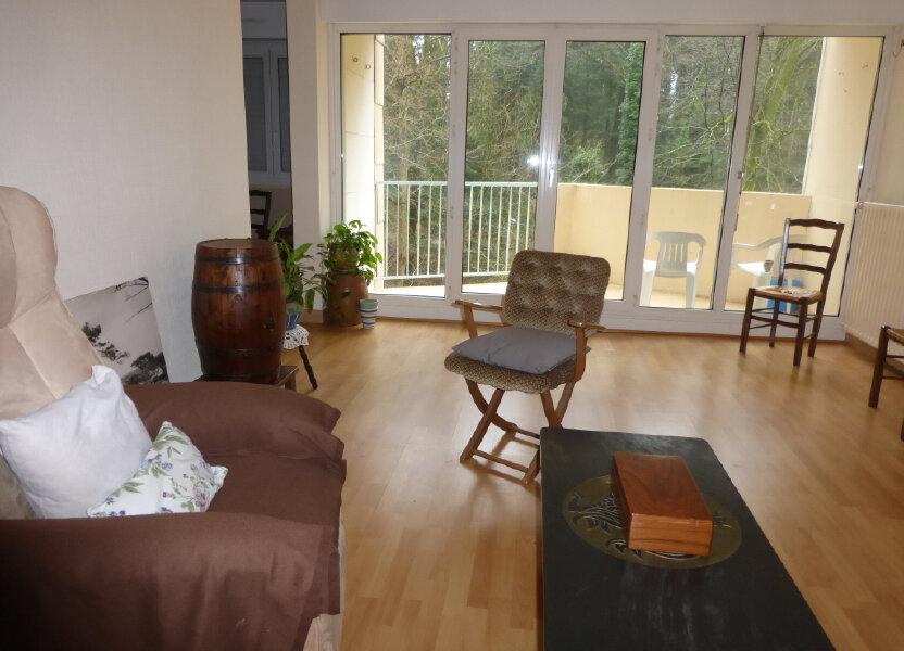 Appartement à vendre 78m2 à Quimper