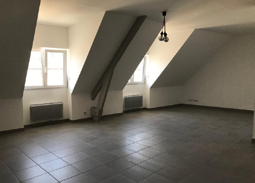 Appartement à louer 108.58m2 à Quimper