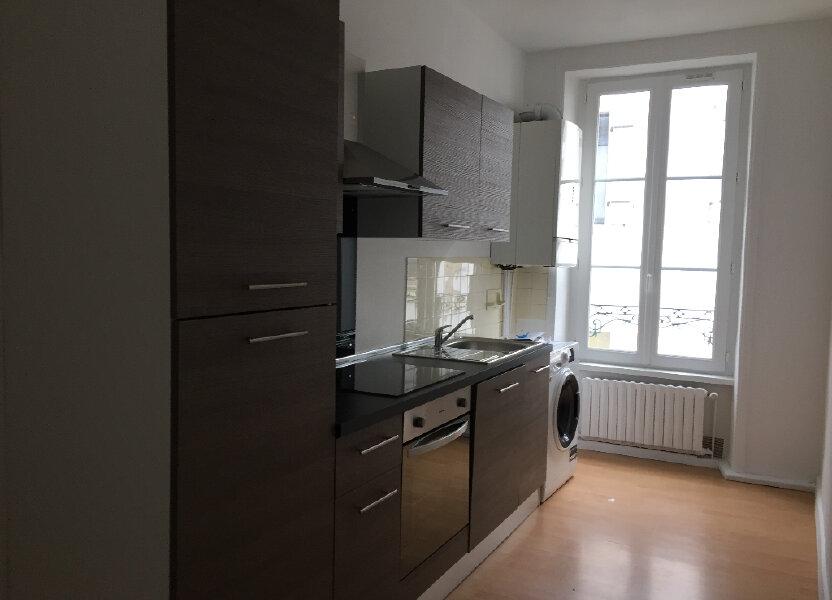 Appartement à louer 50m2 à Quimper