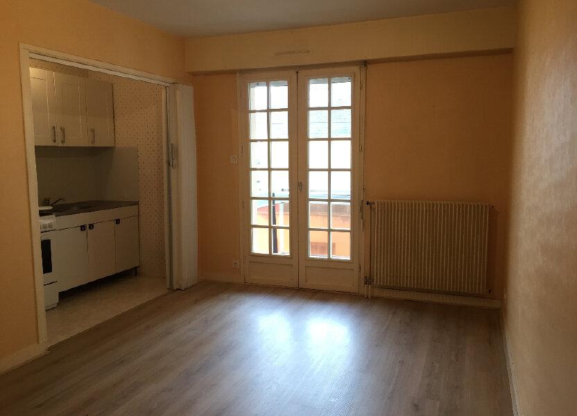 Appartement à louer 38m2 à Quimper