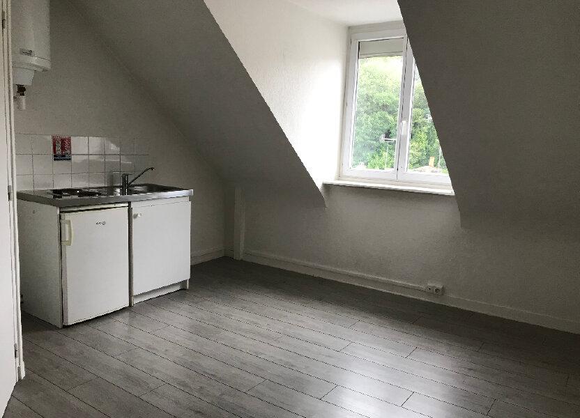 Appartement à louer 12.94m2 à Quimper