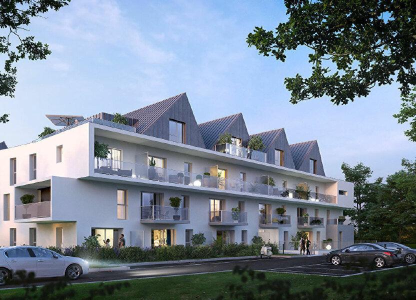 Appartement à vendre 48.3m2 à Concarneau