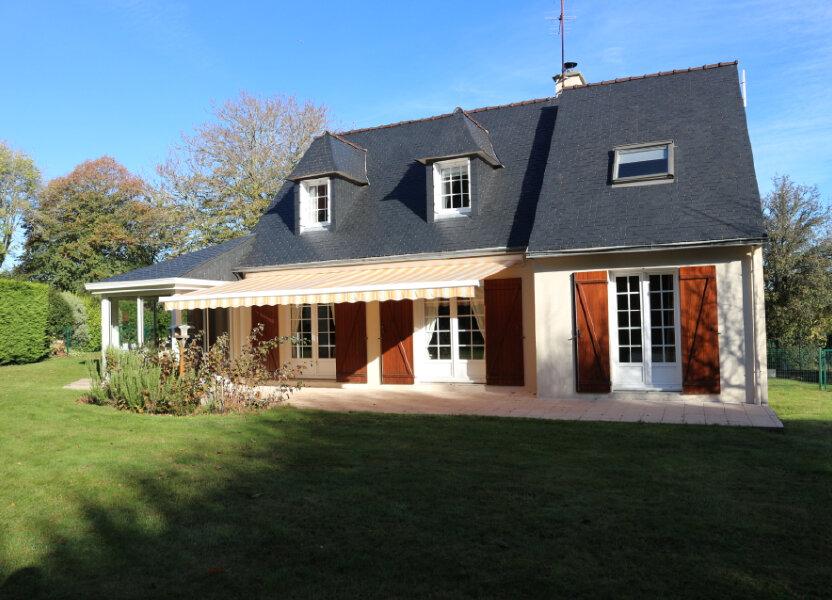 Maison à vendre 150m2 à Pleuven