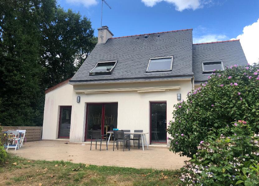 Maison à louer 91.9m2 à Fouesnant