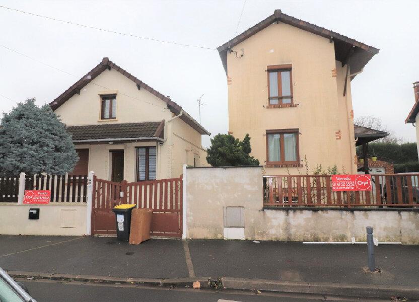 Maison à vendre 85m2 à Sevran