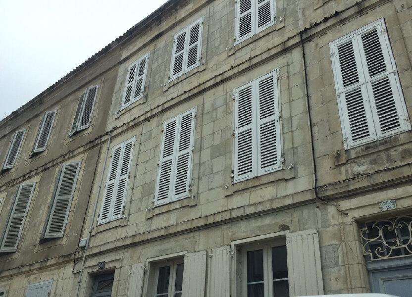 Appartement à vendre 52.31m2 à La Rochelle