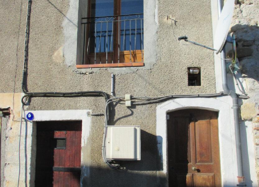 Appartement à louer 55m2 à Châteauneuf-de-Chabre