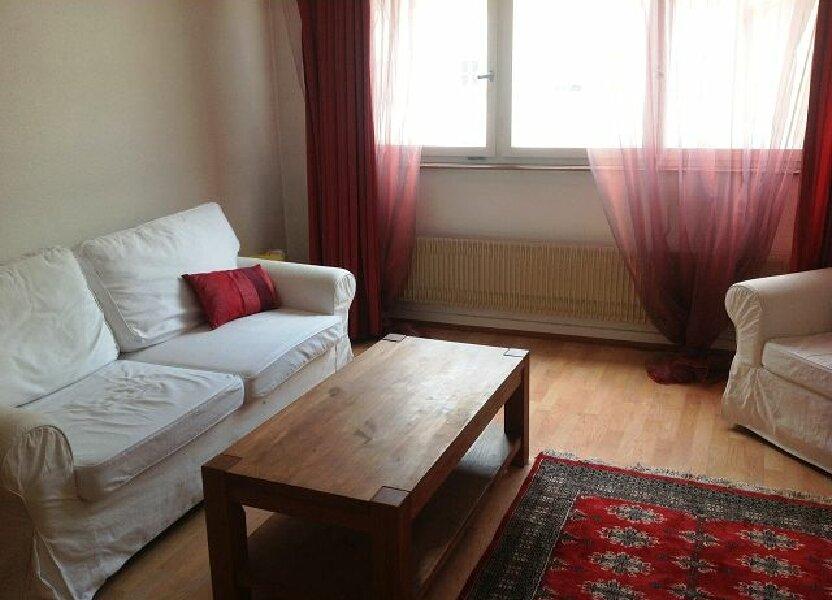 Appartement à louer 56.72m2 à Strasbourg