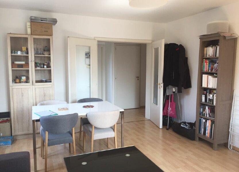 Appartement à louer 48.39m2 à Strasbourg