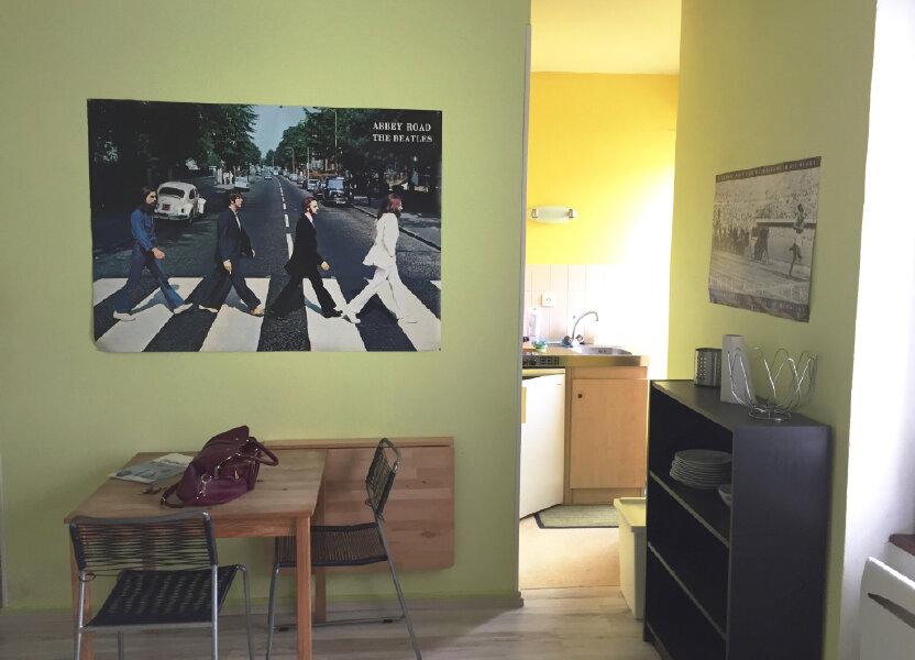 Appartement à louer 23m2 à Strasbourg
