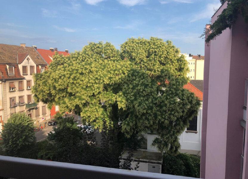 Appartement à louer 22.76m2 à Strasbourg