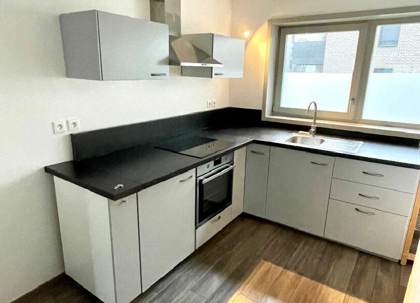 Appartement à louer 69.5m2 à Strasbourg