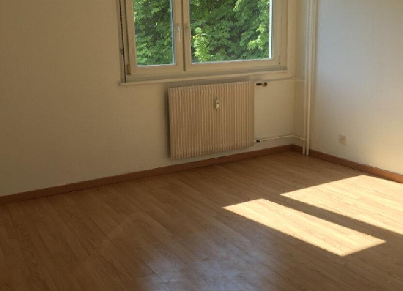 Appartement à louer 63m2 à Strasbourg