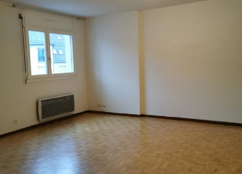 Appartement à louer 56m2 à Strasbourg