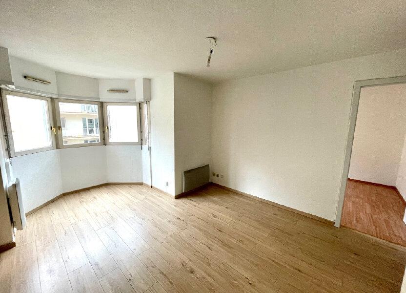 Appartement à louer 37.92m2 à Strasbourg