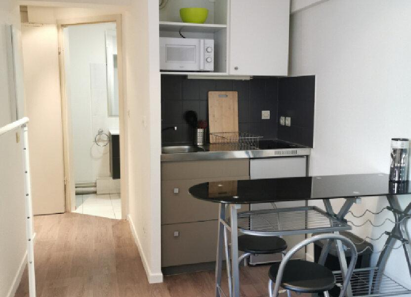 Appartement à louer 16.36m2 à Strasbourg