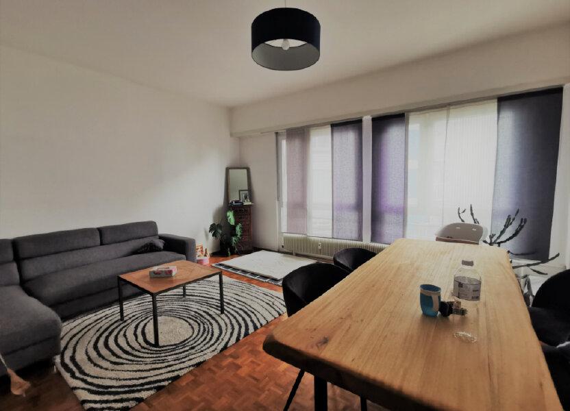 Appartement à louer 72.48m2 à Strasbourg