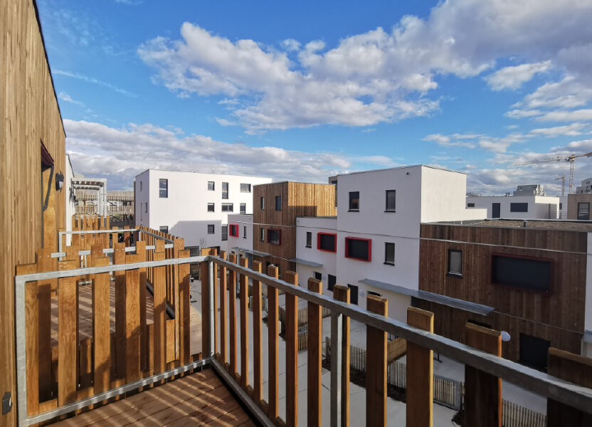 Appartement à louer 62.27m2 à Ostwald