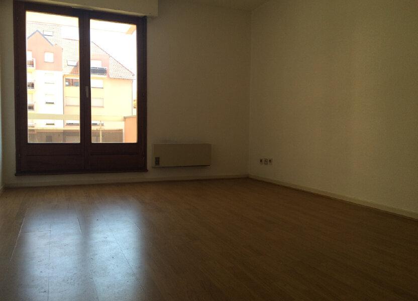 Appartement à louer 26.31m2 à Illkirch-Graffenstaden