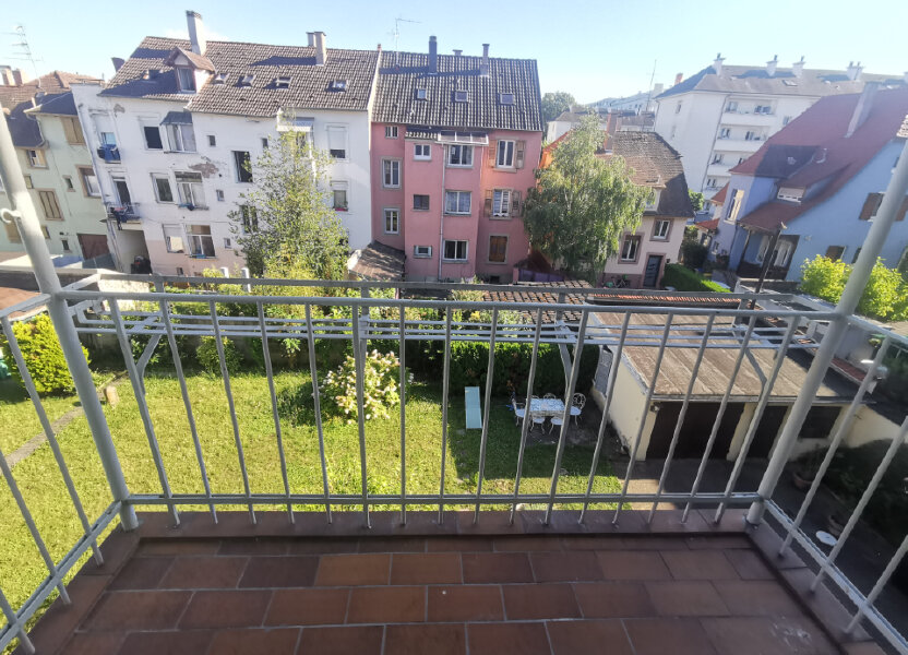 Appartement à louer 68m2 à Schiltigheim