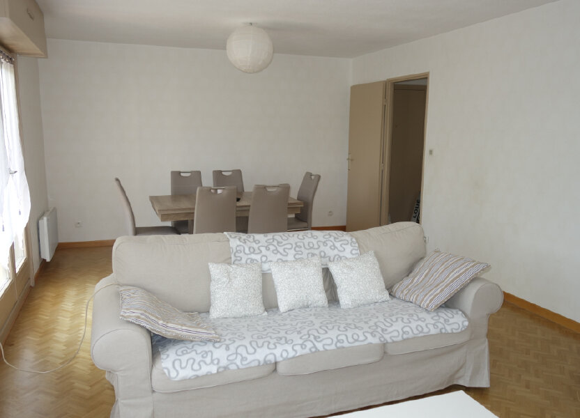 Appartement à louer 75.52m2 à Strasbourg