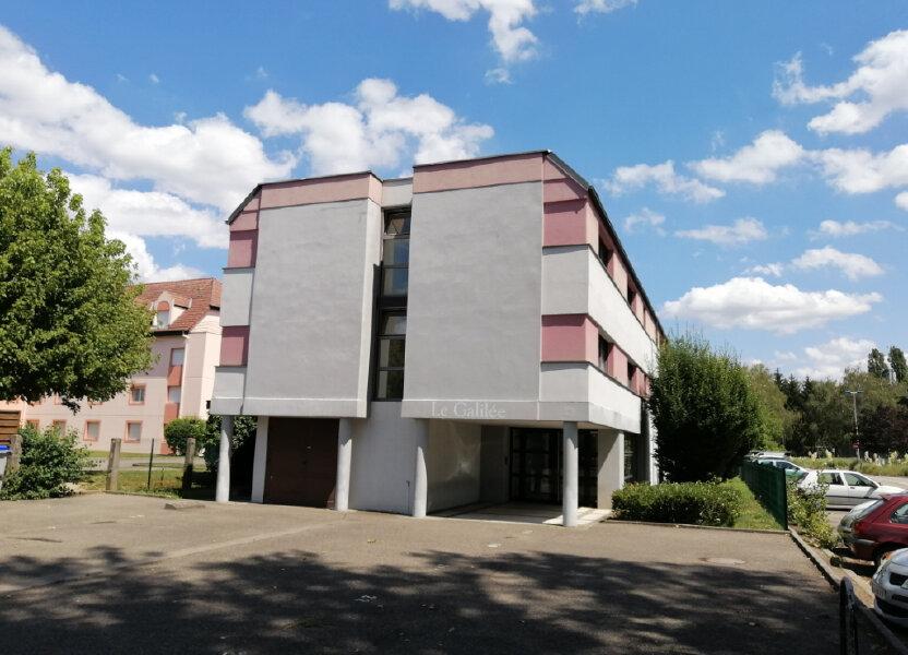 Appartement à vendre 18m2 à Illkirch-Graffenstaden