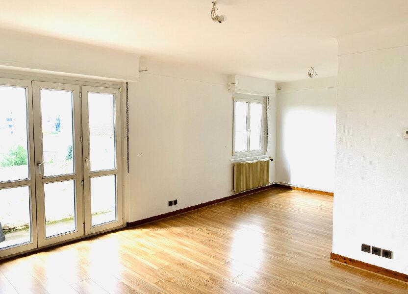 Appartement à vendre 70.51m2 à Lingolsheim