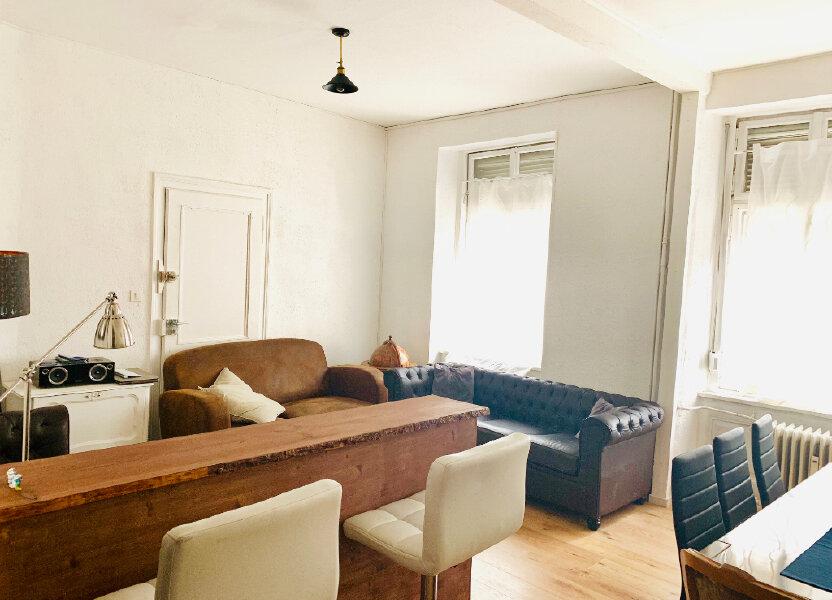 Appartement à vendre 94m2 à Strasbourg