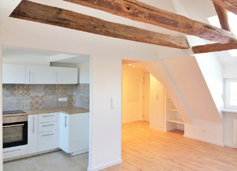 Appartement à louer 52.39m2 à Mollkirch