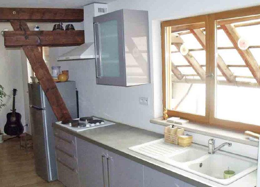 Appartement à louer 40m2 à Krautergersheim