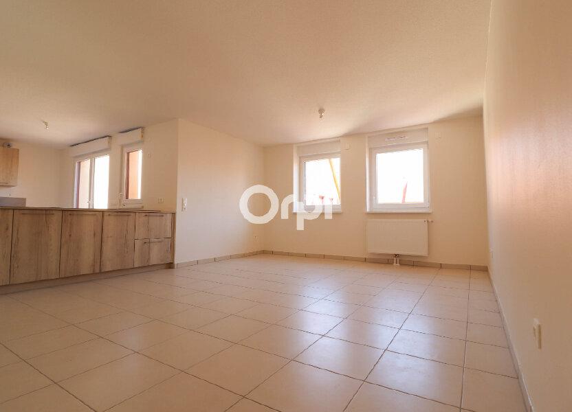 Appartement à louer 93.17m2 à Rosheim