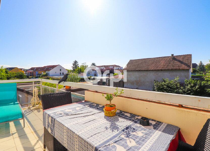 Appartement à vendre 91.94m2 à Colmar
