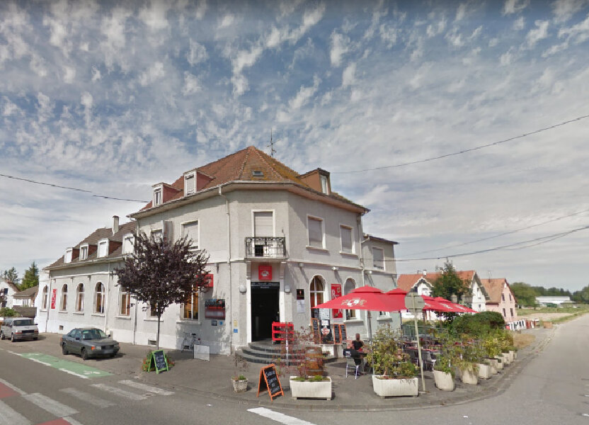Appartement à vendre 20.26m2 à Village-Neuf