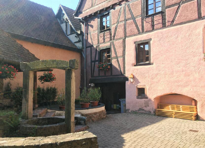 Appartement à vendre 87.05m2 à Ribeauvillé