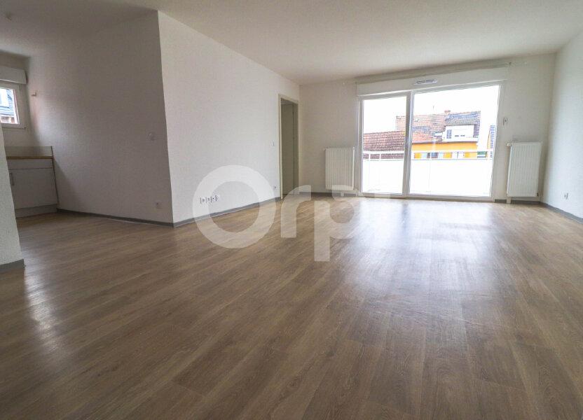 Appartement à louer 89m2 à Horbourg-Wihr